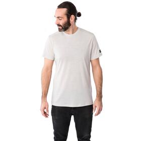 super.natural Essential Camiseta Manga Corta Hombre, light grey